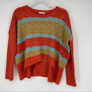 Verty Sweater One Size Low/High MT038